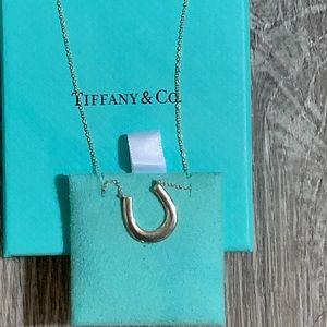 Tiffany Horseshoe Necklace